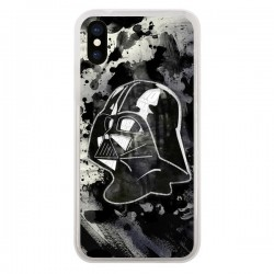 Coque Dark Vador Star Wars pour iPhone X - Aurelie Scour