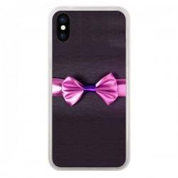 Coque Noeud Papillon Kitty Bow Tie pour iPhone X et XS - Asano Yamazaki