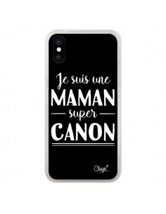 coque iphone x canon