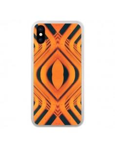 Coque iPhone X et XS Bel Air Vagues - Danny Ivan