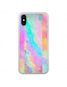 Coque iPhone X et XS Get away with it Galaxy - Danny Ivan