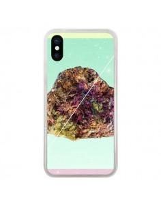 Coque iPhone X et XS Mineral Love Pierre Volcan - Danny Ivan