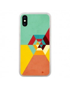 Coque Road Summer Azteque pour iPhone X - Danny Ivan