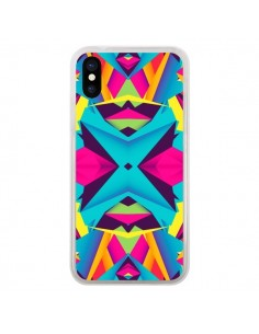 Coque The Youth Azteque pour iPhone X - Danny Ivan