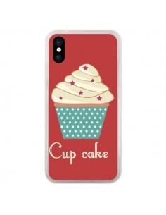 Coque Cupcake Creme pour iPhone X - Elsa Lambinet