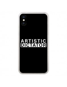 Coque Artistic Dictator White pour iPhone X - Shop Gasoline