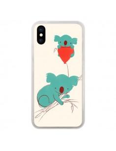 Coque Koala Ballon pour iPhone X - Jay Fleck
