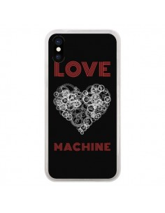 Coque Love Machine Coeur Amour pour iPhone X - Julien Martinez