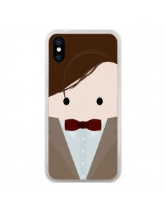 Coque Doctor Who pour iPhone X - Jenny Mhairi