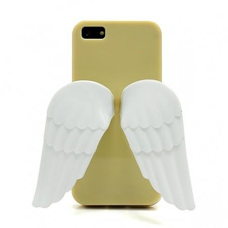 Coque Grosses Ailes d'Ange pour iPhone 5