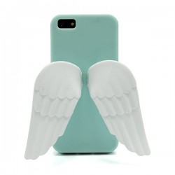 Coque Grosses Ailes d'Ange pour iPhone 5