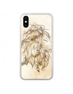 Coque Poetic Lion pour iPhone X - LouJah