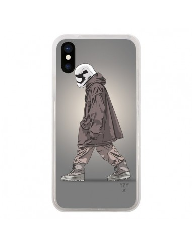 Coque Army Trooper Soldat Armee Yeezy pour iPhone X et XS - Mikadololo