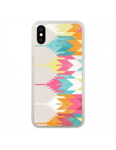 Coque Azteque Aztec Tribal Pura Vida pour iPhone X - Pura Vida