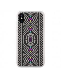 Coque Tribalist Tribal Azteque pour iPhone X - Pura Vida