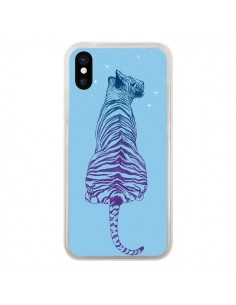 Coque Tiger Tigre Jungle pour iPhone X - Rachel Caldwell