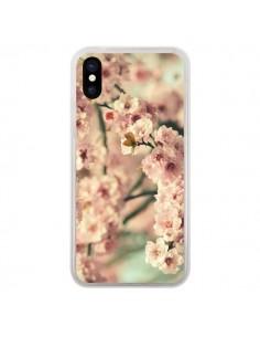 Coque Fleurs Summer pour iPhone X - R Delean