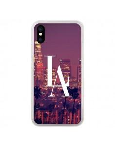 Coque iPhone X et XS Los Angeles LA - Rex Lambo