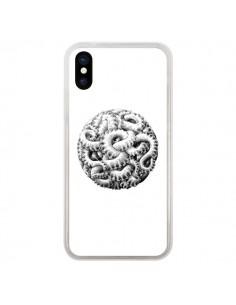 Coque Boule Tentacule Octopus Poulpe pour iPhone X et XS - Senor Octopus