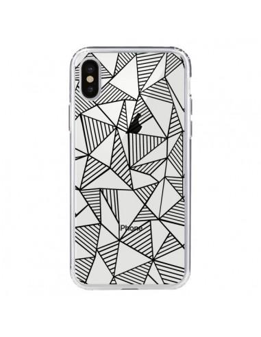 coque iphone x triangles