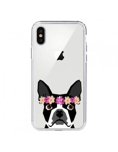 coque iphone x bulldog