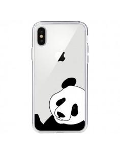 Coque Panda Transparente pour iPhone X et XS - Yohan B.