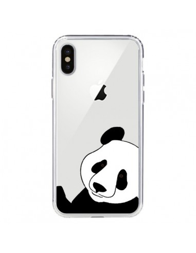 coque panda iphone x
