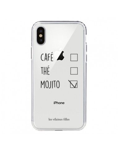 coque iphone x mojito