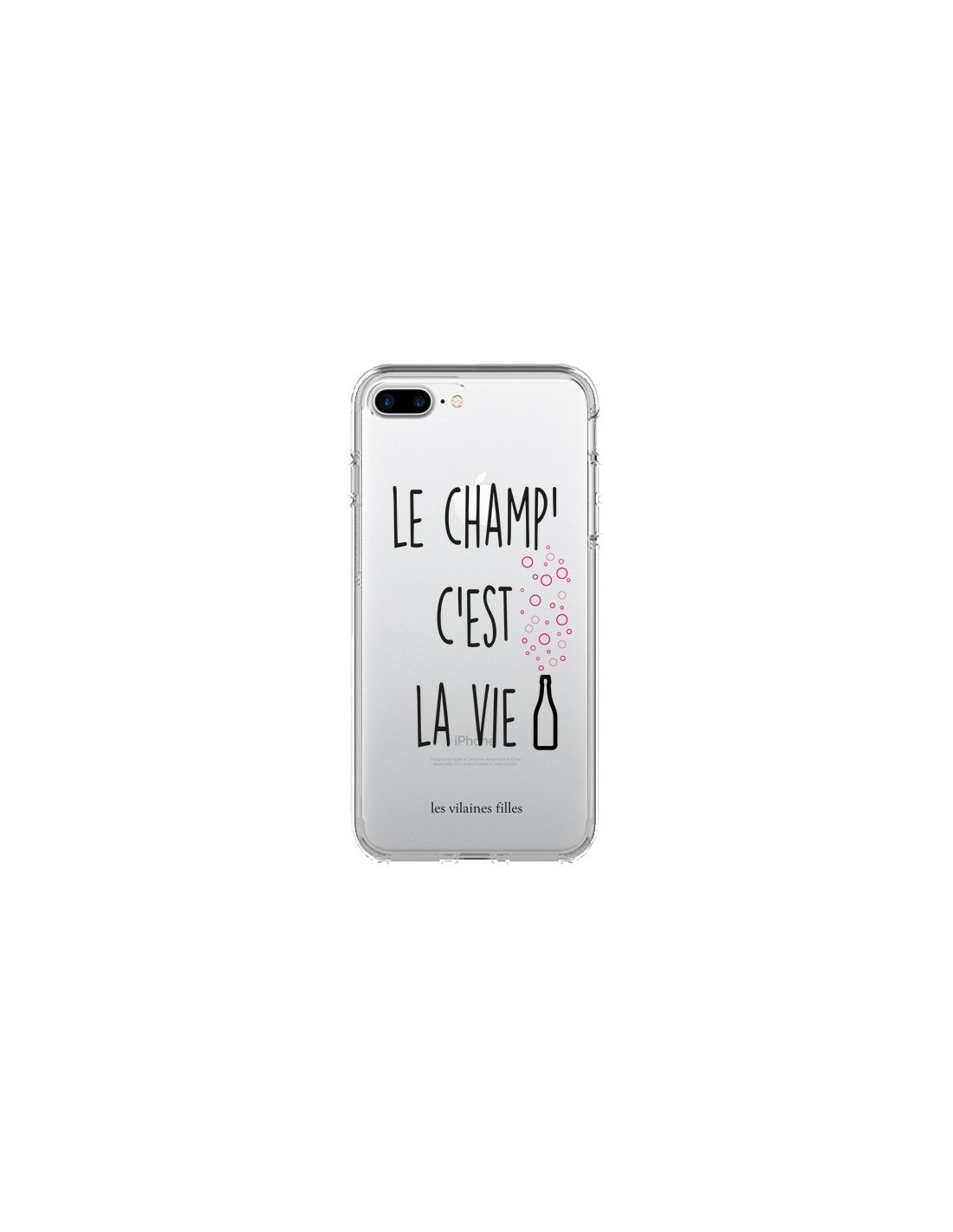 coque iphone 8 vie