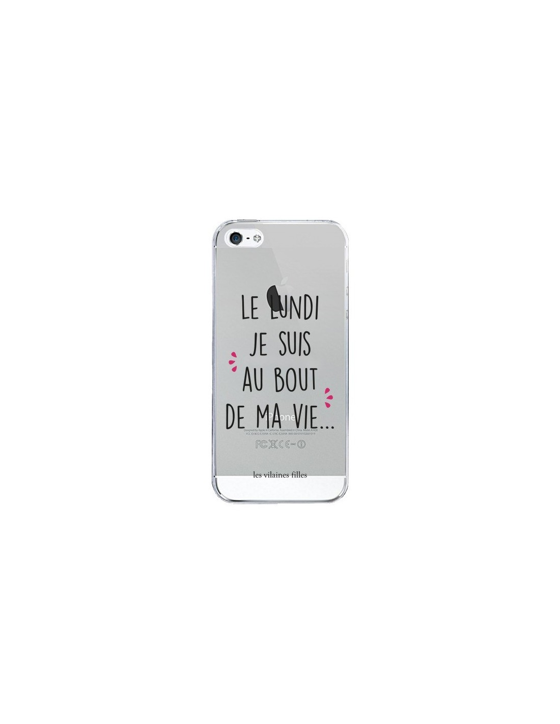 coque iphone 6 ecriture fille