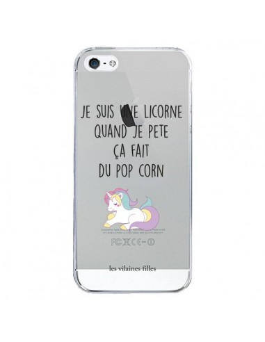 coque de iphone 5 licorne