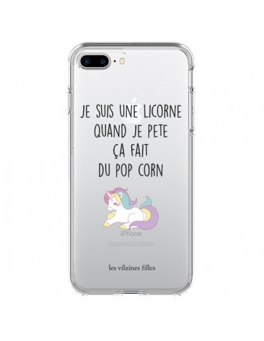 coque licorne iphone 8 plus