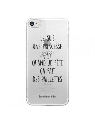 coque iphone 8 princesse