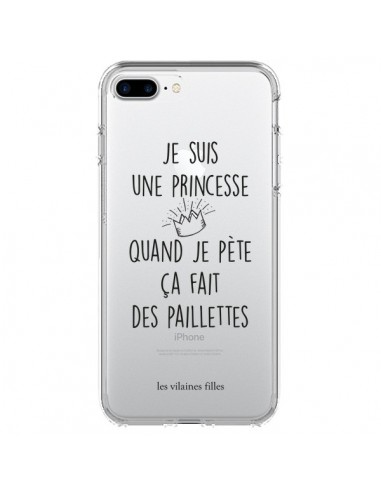 coque iphone 8 princess