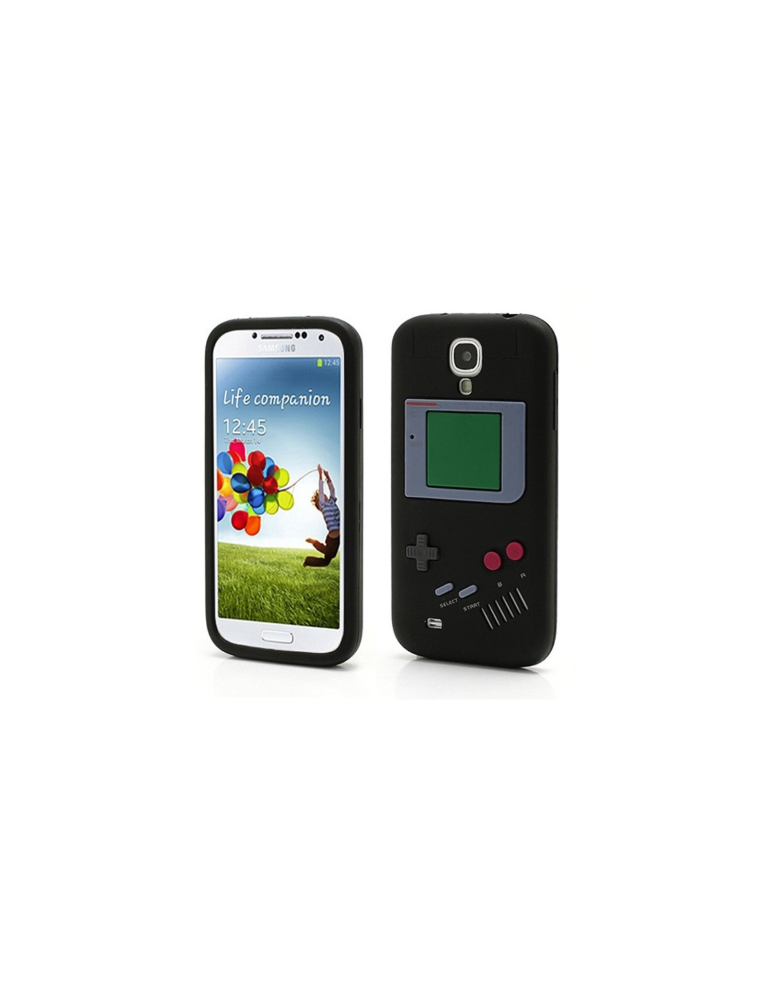 coque game boy pour samsung galaxy s4. Black Bedroom Furniture Sets. Home Design Ideas
