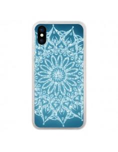 Coque Zen Mandala Azteque pour iPhone X et XS - Maximilian San