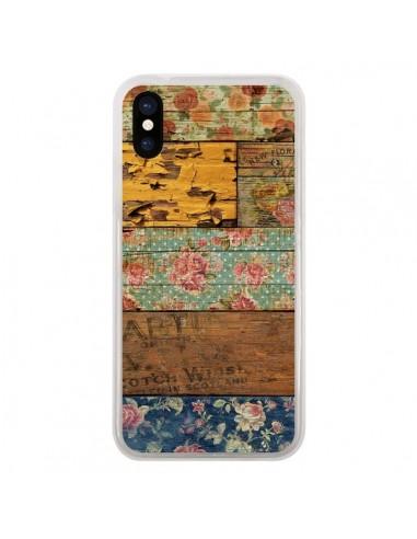 Coque iPhone X et XS Barocco Style...