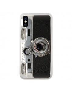 Coque iPhone X et XS Appareil Photo Bolsey Vintage - Maximilian San