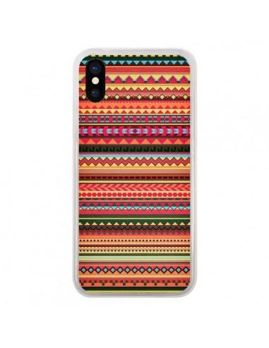Coque iPhone X et XS Azteque Bulgarian Rhapsody - Maximilian San