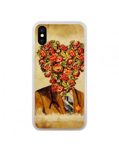 Coque iPhone X et XS Docteur Love...