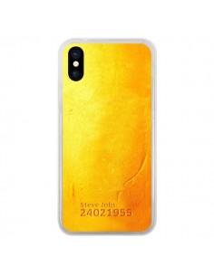 Coque iPhone X et XS Steve Jobs - Maximilian San