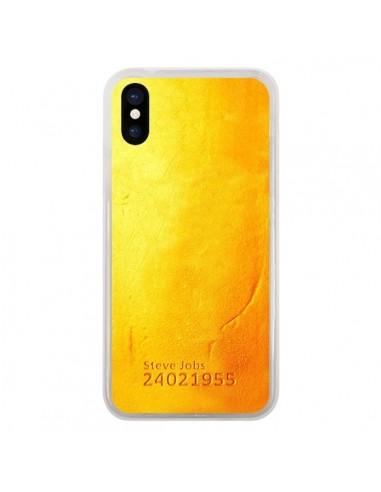 Coque iPhone X et XS Steve Jobs -...