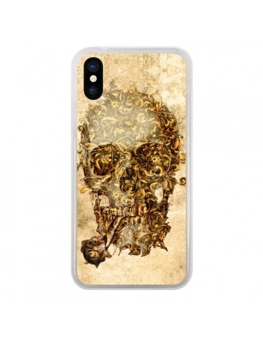 Coque iPhone X et XS Lord Skull...
