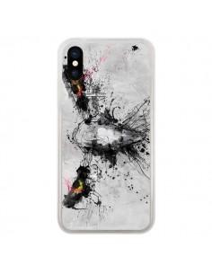 Coque iPhone X et XS Free Wild - Maximilian San