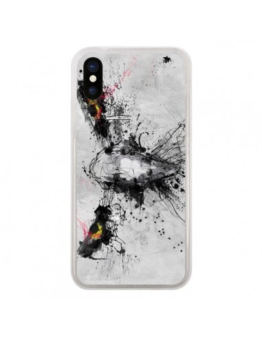 Coque iPhone X et XS Free Wild -...