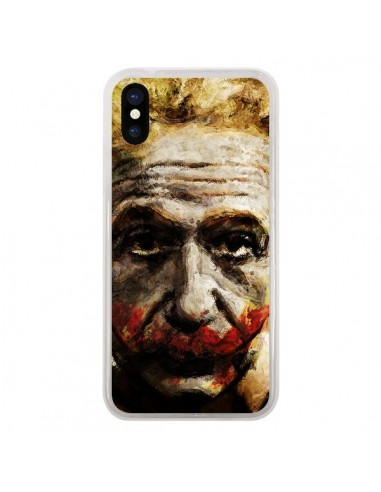 Coque iPhone X et XS The Joker Comics BD - Maximilian San