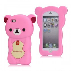 Coque Rilakkuma Ourson pour iPhone 5