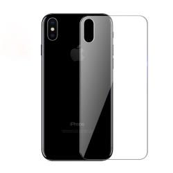 Verre trempé Anti-Casse Anti-Explosion Arrière pour iPhone XS Max