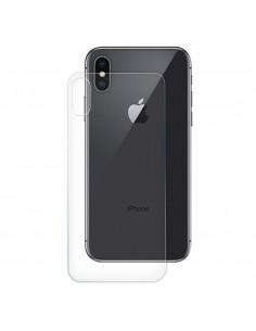 Verre trempé Anti-Casse Anti-Explosion Arrière pour iPhone X et XS