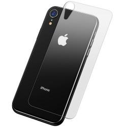 Verre trempé Anti-Casse Anti-Explosion Arrière pour iPhone XR